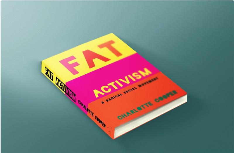 Fat Activism-Charlotte Cooper-cover-Eva Megias